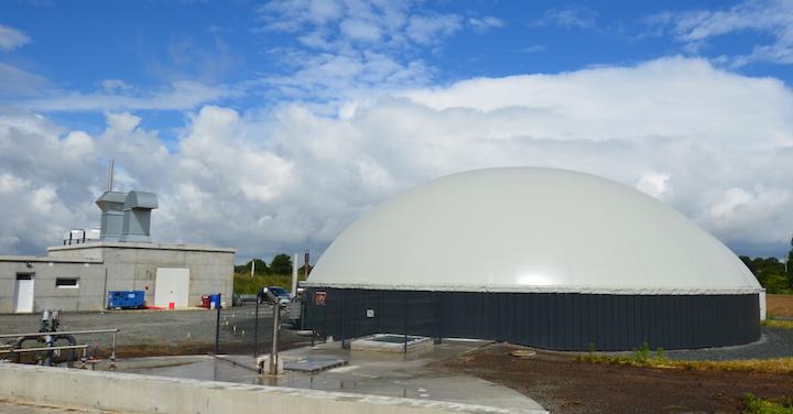 L'huile moteur Sentron CG 40 de Condat et Petro-Canada Lubricants pour centrales biogaz